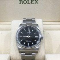 Rolex Oyster Perpetual 36 Acero 36mm Negro Arábigos España, Arona