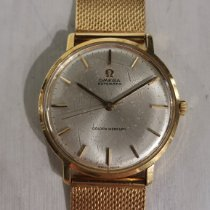 Omega Good Yellow gold 34mm Automatic