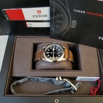 Tudor Black Bay 36 Steel Black No numerals