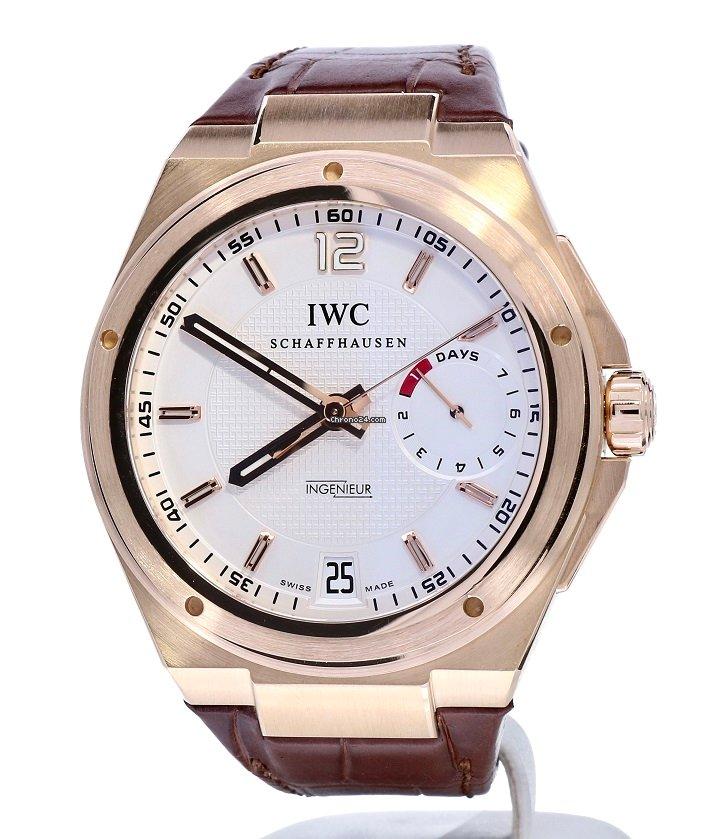 IWC Big Ingenieur IW500503 2012 nuevo