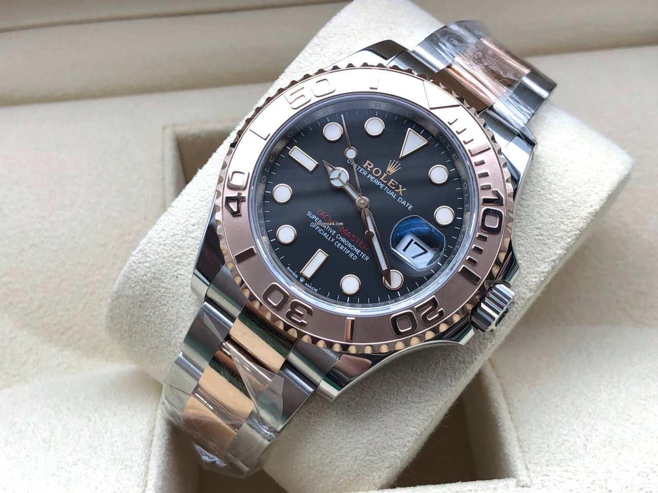 Rolex Yacht-Master 40 126621 2021 nieuw
