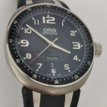 Oris TT3 Titan 43.5mm Schwarz Arabisch Deutschland, Hof