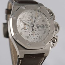 Audemars Piguet Royal Oak Offshore Chronograph Titan 49mm Silber Arabisch Deutschland, Heilbronn