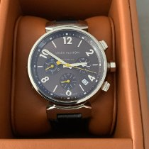 Louis Vuitton Steel 41mm Automatic Q11211 pre-owned United States of America, New Jersey, HoHoKus