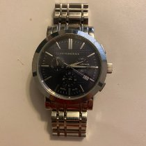 Burberry Steel 40mm Quartz BY1360 pre-owned United States of America, South Carolina, Indian Land