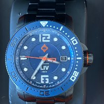 Liv Watches 41mm Automatik LIV GX Diver's 41mm Black Cobalt gebraucht Deutschland, Stuttgart