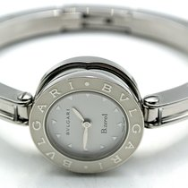 Bulgari B.Zero1 Steel 22mm White No numerals