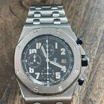 Audemars Piguet Royal Oak Offshore Chronograph Tytan Czarny Polska, warszawa