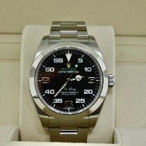 Rolex Air King novo 2021 Automático Relógio com caixa e documentos originais 116900