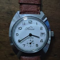 Perseo pre-owned Manual winding 36mm White Plexiglass Not water resistant