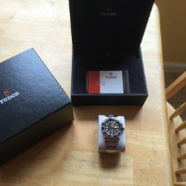 Tudor 79230N Steel 2019 Black Bay 41mm pre-owned United States of America, North Carolina, Willow Spring