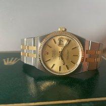 Rolex Datejust Oysterquartz Acero y oro 36mm Oro Sin cifras México, LEON