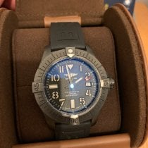 Breitling Avenger Seawolf M17330 Very good Steel 45mm Automatic