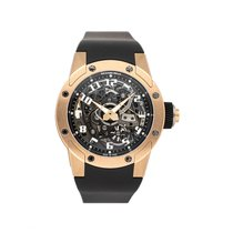 Richard Mille Rose gold 42.7mm Automatic RM63-01 AO RG pre-owned United States of America, Pennsylvania, Bala Cynwyd
