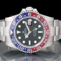 Rolex 116719BLRO Weißgold GMT-Master II 40mm neu Deutschland, Hamburg
