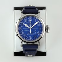 Zenith Pilot Type 20 Steel 45mm Blue United States of America, New York, Airmont
