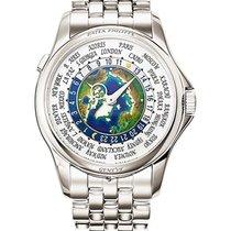 Patek Philippe Automatic 39.5mm World Time