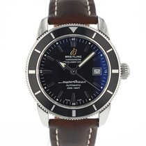 Breitling Superocean Heritage 42 Steel 42mm Black