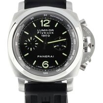 Panerai PAM212 Acero Luminor 1950 3 Days Chrono Flyback 44mm