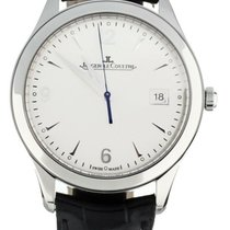 Jaeger-LeCoultre Master Control Date Steel 39mm Silver United States of America, Illinois, BUFFALO GROVE