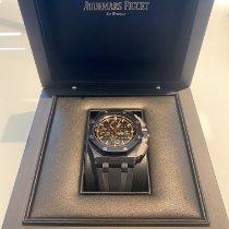 Audemars Piguet Royal Oak Offshore Chronograph Keramik 44mm Schwarz Keine Ziffern Schweiz, Zollikerberg