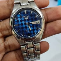 Seiko Steel 36mm Automatic 5 pre-owned India, Mumbai