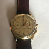 Zenith Rose gold 38mm Manual winding 19518 pre-owned