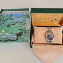 Rolex 16234 Oro bianco Datejust 36mm usato Italia, APRILIA