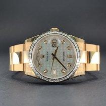 Rolex Day-Date 118395BR Nuevo Oro rosa 36mm Automático