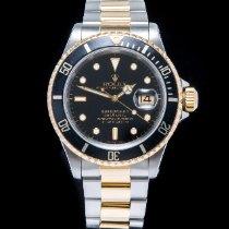 Rolex 116613 Or/Acier 1996 Submariner Date 40mm occasion