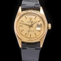 Rolex Day-Date 36 Yellow gold 36mm Gold No numerals United Kingdom, Macclesfield