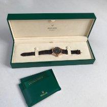 Rolex Cellini Date Rose gold 39mm Black No numerals United Kingdom, Lechlade