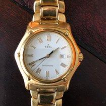 Ebel Yellow gold Quartz 887902 pre-owned United Kingdom, ROMFORD