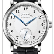 A. Lange & Söhne White gold 38.5mm Manual winding 235.026 new