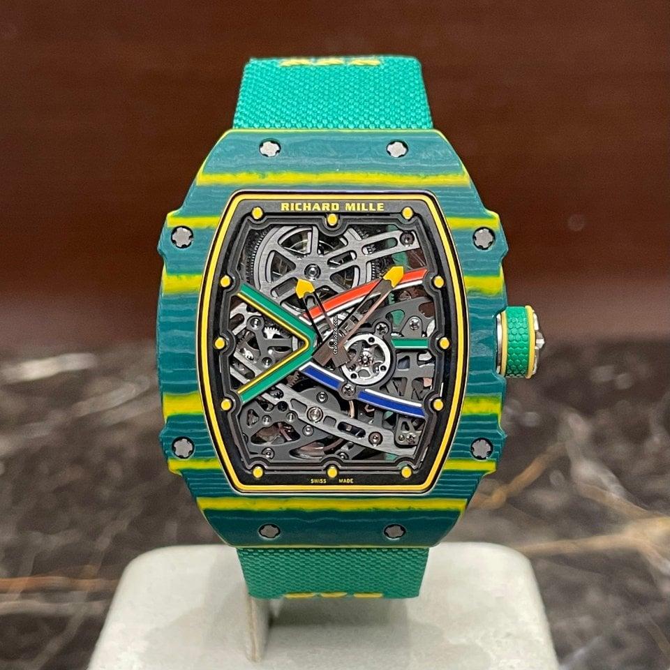 Richard Mille RM 67 RM67-02 2020 new