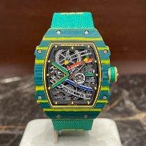 Richard Mille RM 67 Carbon 38.7mm Transparent No numerals