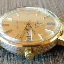 Omega Ouro/Aço 34,5mm 166.0209 usado Brasil, Vargem Grande do Sul