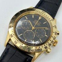 Zenith El Primero Chronograph Oro amarillo 40mm Negro Sin cifras