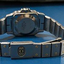 Cartier Santos Galbée 1170902 Bom Ouro/Aço Automático Brasil, Sorocaba