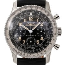 Breitling Steel 41mm Manual winding AB0910371B1X1 pre-owned New Zealand, Auckland