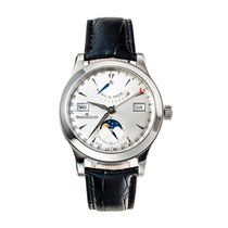 Jaeger-LeCoultre Steel 40mm Automatic Q151842A pre-owned