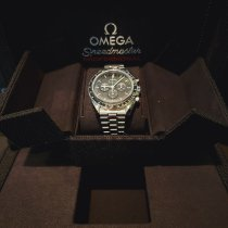 Omega Speedmaster Professional Moonwatch Сталь 42mm Черный