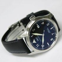 IWC Pilot Mark Steel 38mm Black