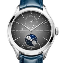 Baume & Mercier Clifton new 2021 Automatic Watch with original box and original papers M0A10548