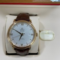 Omega De Ville Prestige new 2021 Automatic Watch with original box and original papers 424.53.40.20.02.001