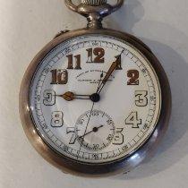 Vacheron Constantin Silver White Arabic numerals 65mm pre-owned