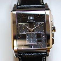 Michel Herbelin Kharga Steel 35mm Black No numerals