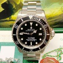Rolex Sea-Dweller 4000 Steel 40mm Black No numerals United Kingdom, Wilmslow