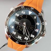 Hamilton Khaki Flight Timer Steel 40mm Black Arabic numerals