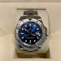 Rolex Yacht-Master 40 Steel 40mm Blue No numerals United States of America, Texas, The Colony